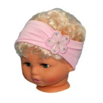 Children's cotton headband (OP-01)