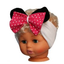 Children's cotton headband (OP-06)