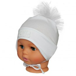 Cotton Baby hat (W-77)