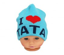 Baby hat with the word dad CZ 160 c
