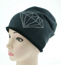 Proman sweatshirt, hat beanie, diamond-098F