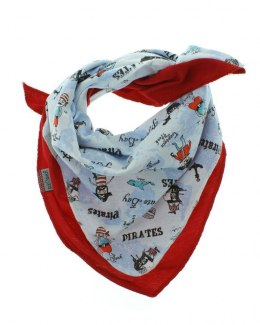 2 pak scarf, handkerchief on the head and neck
