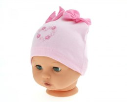 Beanie Baby cotton with bows in-091
