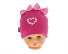 Beanie Baby cotton with bows in-091C