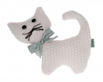 Kitty cushion, decoration, gadget