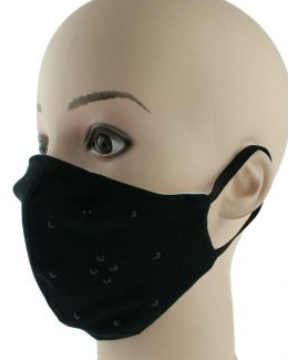 Reusable mask, profiled, jams